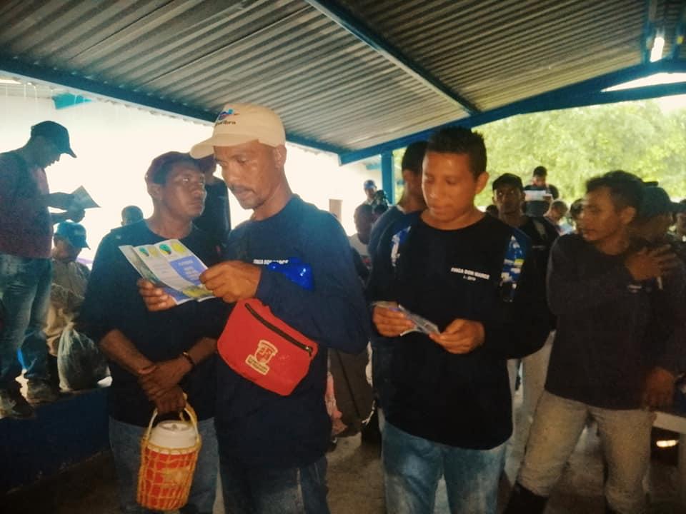 Trabajadores Bananera Don Marce