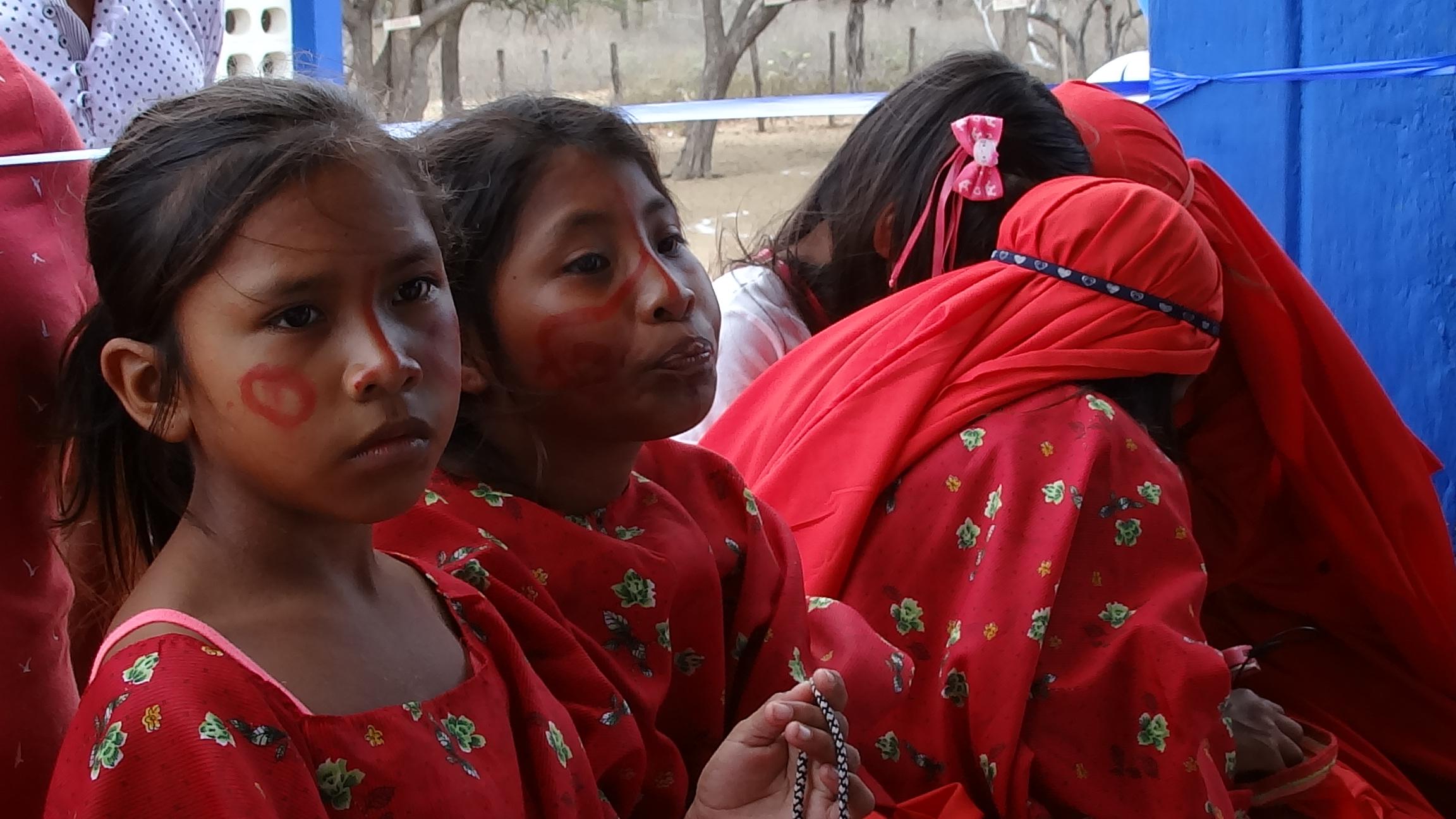 Niña Wayuu