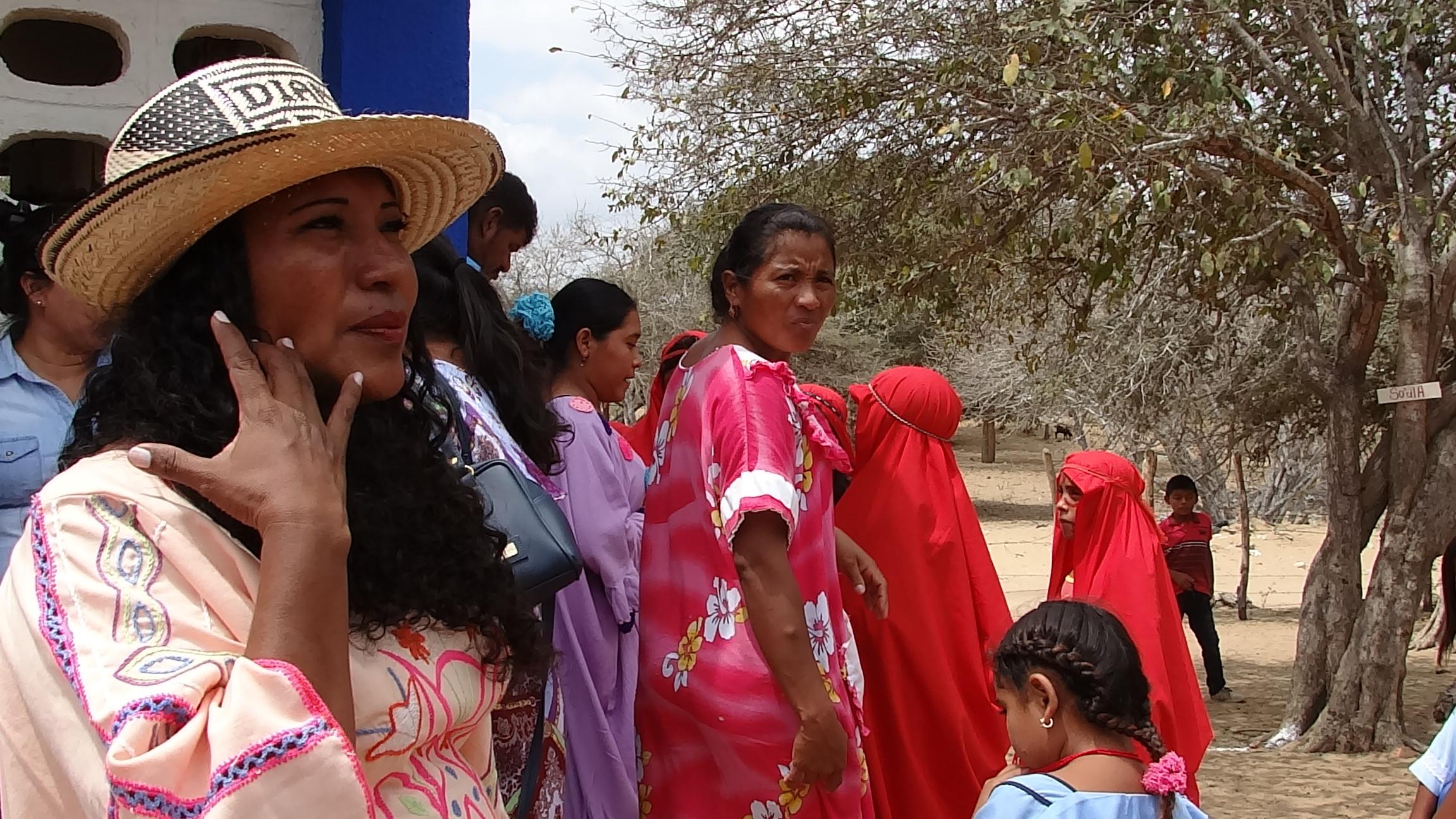 Mujer Guajira