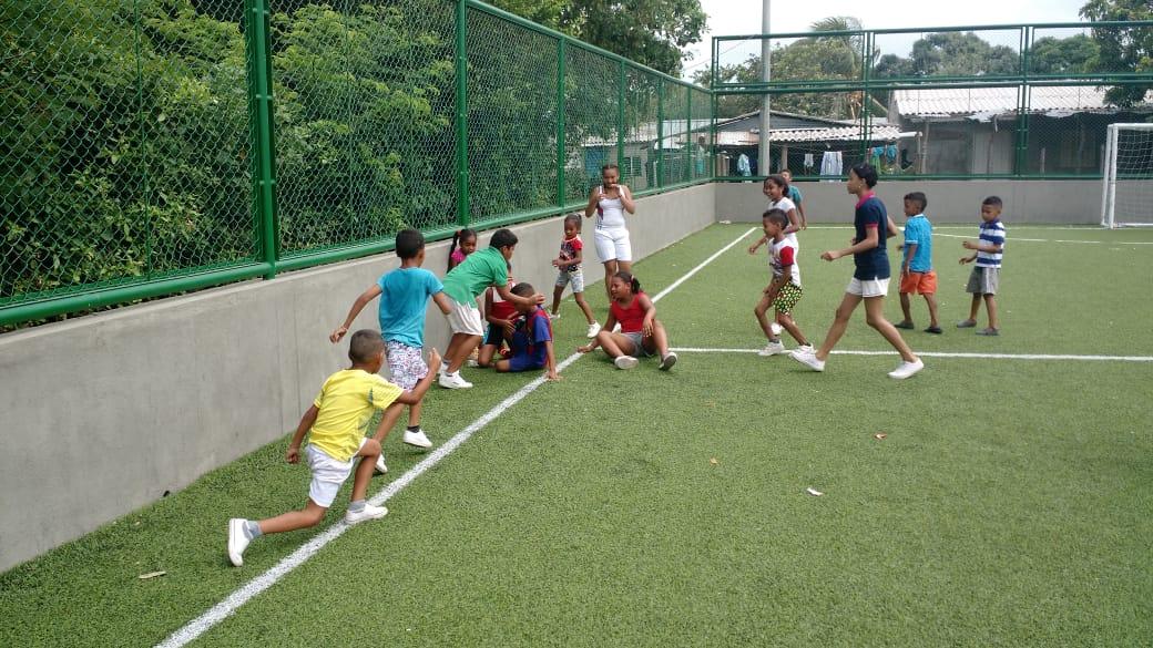 Inicio de prácticas deportivas en los CIFD