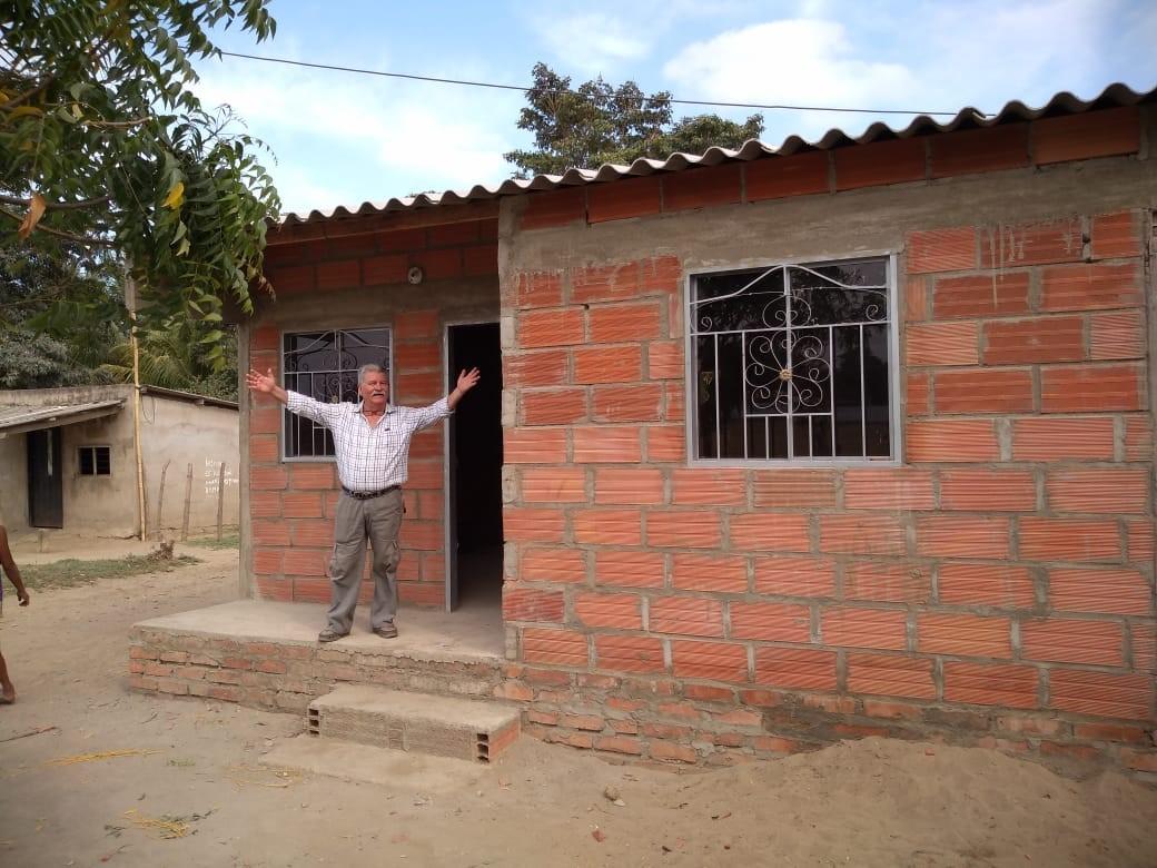 Beneficiario proyecto de vivienda
