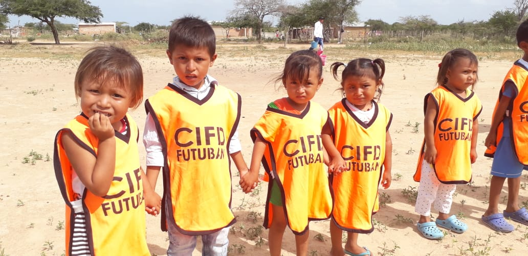 ¡Llevamos los festivales recreo-deportivos a las comunidades indígenas!